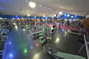 Weights Area2
